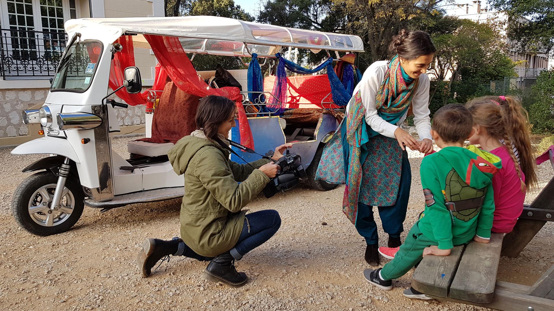 tournage-rickshaw